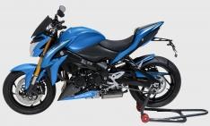 Προέκταση Μπροστινού Φτερού GSX 1000 S Ermax 2015-2020 Suzuki Μαύρη