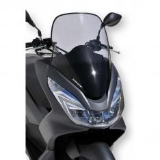 Ζελατίνα PCX 125/150 Ermax Ψηλή 2014-2017 Honda Ελαφρώς Φιμέ 55cm