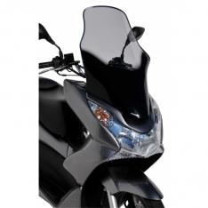 Ζελατίνα PCX 125/150 Ermax Ψηλή 2010-2013 Honda Ελαφρώς Φιμέ 67cm