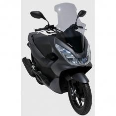 Ζελατίνα PCX 125/150 Ermax Ψηλή 2014-2017 Honda Ελαφρώς Φιμέ 70cm
