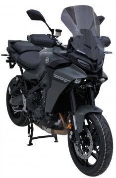 Ζελατίνα Tracer 9 Ermax Ψηλή 2021-2022 Yamaha Σκούρο Φιμέ 50cm