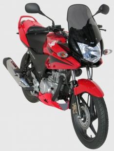 Ζελατίνα CBF 125 Ermax Ψηλή 2009-2014 Honda Σκούρο Φιμέ 44cm
