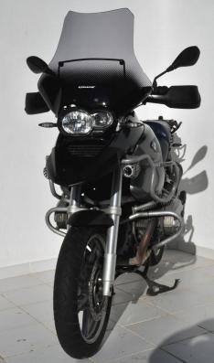 Ζελατίνα R 1200GS ADV Ermax Ψηλή 2004-2012 BMW Ελαφρώς Φιμέ 45cm