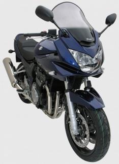 Ζελατίνα GSF 650/1200/1250 Bandit  Ermax Ψηλή 2005-2014 Suzuki Ελαφρώς Φιμέ 49cm