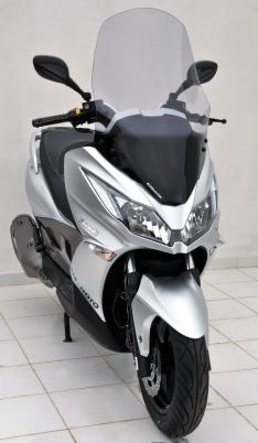 Ζελατίνα J 125/300 Ermax Ψηλή 2014-2020 Kawasaki Ελαφρώς Φιμέ 77cm