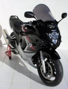 Ζελατίνα GSX 1250 FA Ermax Ψηλή 2010-2017 Suzuki Σκούρο Φιμέ
