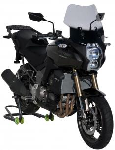 Ζελατίνα Versys 1000 Ermax Ψηλή 2012-2018 Kawasaki Ελαφρώς Φιμέ 41cm