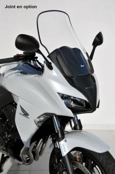 Ζελατίνα CBF 1000 FA Ermax Ψηλή 2010-2017 Honda Ελαφρώς Φιμέ 46,5cm
