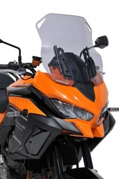 Ζελατίνα Versys 1000 Ermax Ψηλή 2019-2020 Kawasaki Ελαφρώς Φιμέ 45cm