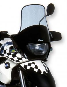 Ζελατίνα F 650GS Dakar Ermax Ψηλή 2008-2010 BMW Ελαφρώς Φιμέ 36cm