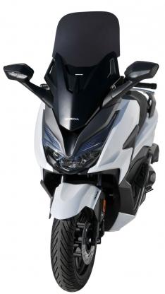Ζελατίνα Forza 350 Ermax Ψηλή 2021-2022 Honda Ελαφρώς Φιμέ 60cm
