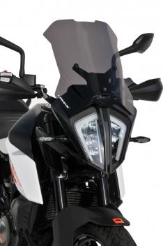 Ζελατίνα 390 Adventure Ermax Ψηλή 2020-2021 KTM Σκούρο Φιμέ 40cm