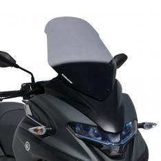 Ζελατίνα Tricity 300 Ermax Ψηλή 2020-2021 Yamaha Ελαφρώς Φιμέ 58cm