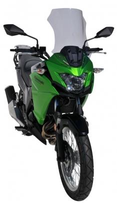 Ζελατίνα Versys 300 X Ermax Ψηλή 2017-2020 Kawasaki Ελαφρώς Φιμέ 45cm