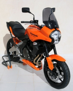 Ζελατίνα Versys 650 Ermax Ψηλή 2007-2009 Kawasaki Σκούρο Φιμέ 39cm