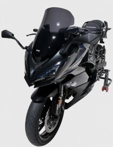 Ζελατίνα Z 1000 SX Ermax Ψηλή 2017-2019 Kawasaki Σκούρο Φιμέ 50cm