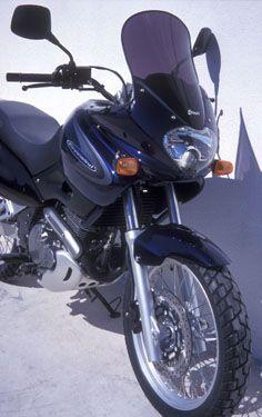 Ζελατίνα XF 650 Freewind Ermax Ψηλή 2000-2004 Suzuki Ελαφρώς Φιμέ