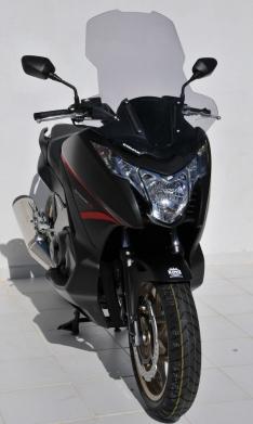 Ζελατίνα Integra 700 Ermax Ψηλή 2012-2013 Honda Ελαφρώς Φιμέ 66cm