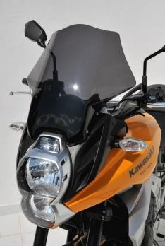 Ζελατίνα Versys 650 Ermax Ψηλή 2010-2014 Kawasaki Σκούρο Φιμέ 38cm