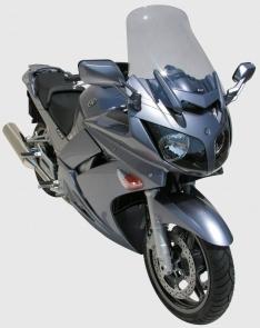 Ζελατίνα FJR 1300 Ermax Ψηλή 2006-2012 Yamaha Ελαφρώς Φιμέ 51cm