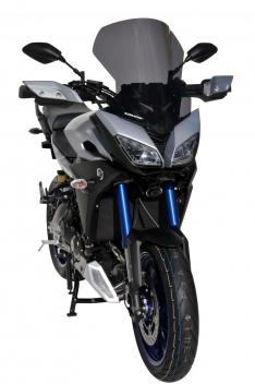 Ζελατίνα MT 09 Tracer Ermax Ψηλή 2018-2021 Yamaha Σκούρο Φιμέ 50cm