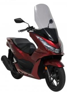 Ζελατίνα PCX 125/150 Ermax Ψηλή 2021-2022 Honda Ελαφρώς Φιμέ 76cm