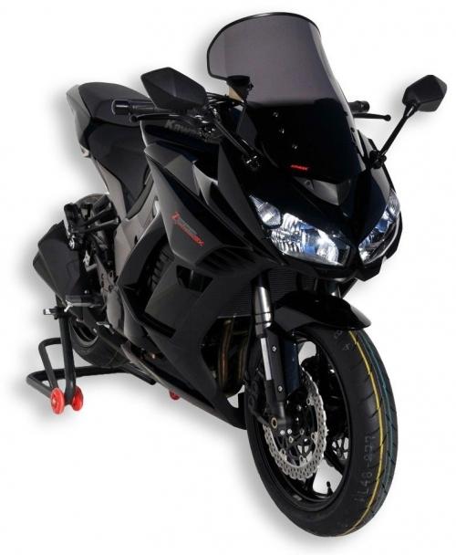 Ζελατίνα Z 1000 SX Ermax Ψηλή 2011-2016 Kawasaki Σκούρο Φιμέ 50cm