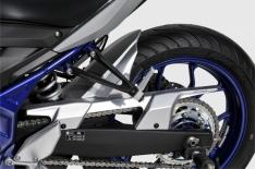 Φτερό Πίσω Τροχού MT 03 Ermax 2016-2019 Yamaha Μαύρο Άβαφο Πλαστικό