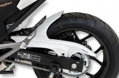 Φτερό Πίσω Τροχού NC 750 X Ermax 2014-2015 Honda Μαύρο Άβαφο Πλαστικό
