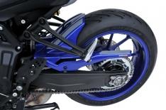 Φτερό Πίσω Τροχού MT 07 Ermax 2021 Yamaha Μαύρο Άβαφο Πλαστικό