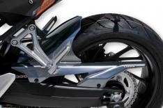 Φτερό Πίσω Τροχού CB 650F Ermax 2017-2018 Honda Μαύρο Άβαφο Πλαστικό
