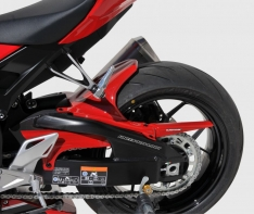 Φτερό Πίσω Τροχού CBR 1000 RR Ermax 2017-2019 Honda Μαύρο Άβαφο Πλαστικό