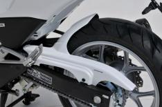 Φτερό Πίσω Τροχού Integra 700 Ermax 2012-2013 Honda Μαύρο Άβαφο Πλαστικό
