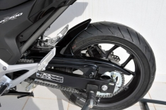 Φτερό Πίσω Τροχού NC 700 X Ermax 2012-2013 Honda Μαύρο Άβαφο Πλαστικό