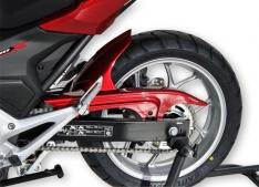 Φτερό Πίσω Τροχού NC 750 S Ermax 2016-2020 Honda Μαύρο Άβαφο Πλαστικό