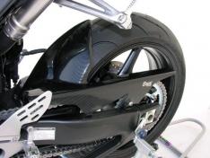 Φτερό Πίσω Τροχού YZF R1 Ermax 2007-2008 Yamaha Μαύρο Άβαφο Πλαστικό