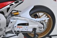 Φτερό Πίσω Τροχού CBR 1000 RR Ermax 2012-2016 Honda Μαύρο Άβαφο Πλαστικό