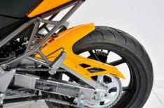 Φτερό Πίσω Τροχού Versys 650 Ermax 2010-2014 Kawasaki Μαύρο Άβαφο Πλαστικό