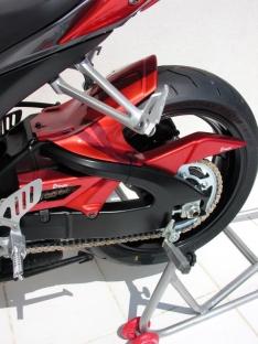 Φτερό Πίσω Τροχού GSXR 600/750 Ermax 2008-2010 Suzuki Μαύρο Άβαφο Πλαστικό