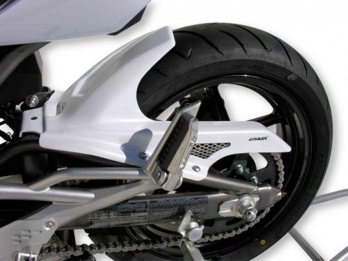 Φτερό Πίσω Τροχού ER6 N/F Ermax 2009-2011 Kawasaki Μαύρο Άβαφο Πλαστικό