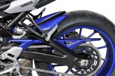 Φτερό Πίσω Τροχού MT 09 Tracer Ermax 2015-2017 Yamaha Μαύρο Άβαφο Πλαστικό