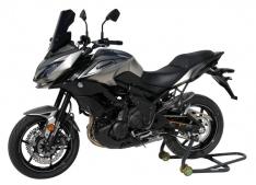 Φτερό Πίσω Τροχού Versys 650 Ermax 2015-2020 Kawasaki Μαύρο Άβαφο Πλαστικό