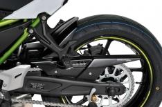 Φτερό Πίσω Τροχού Z 650 Ermax 2020-2021 Kawasaki Μαύρο Άβαφο Πλαστικό