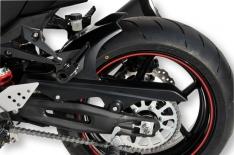 Φτερό Πίσω Τροχού Z 750R Ermax 2011-2012 Kawasaki Μαύρο Άβαφο Πλαστικό