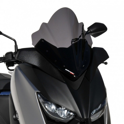 Ζελατίνα X Max 300 Ermax Κοντή 2017-2020 Yamaha Σκούρο Φιμέ 39cm