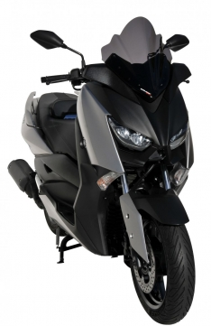 Ζελατίνα X Max 250 Ermax Κοντή 2018-2020 Yamaha Σκούρο Φιμέ 39cm
