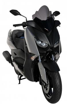 Ζελατίνα X Max 400 Ermax Κοντή 2018-2020 Yamaha Σκούρο Φιμέ 39cm