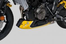 Καρίνα XSR 700 Ermax 2016-2020 Yamaha Μαύρη Άβαφη