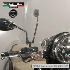 Κιτ Τοποθέτησης για Ζελατίνα Beverly Cruiser 250/500 2007 Piaggio Biondi Ψηλή