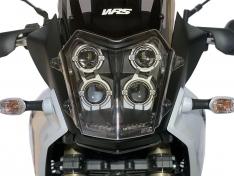 Προστατευτικό Φαναριού Tenere 700 2019-2021 WRS Yamaha Διάφανο